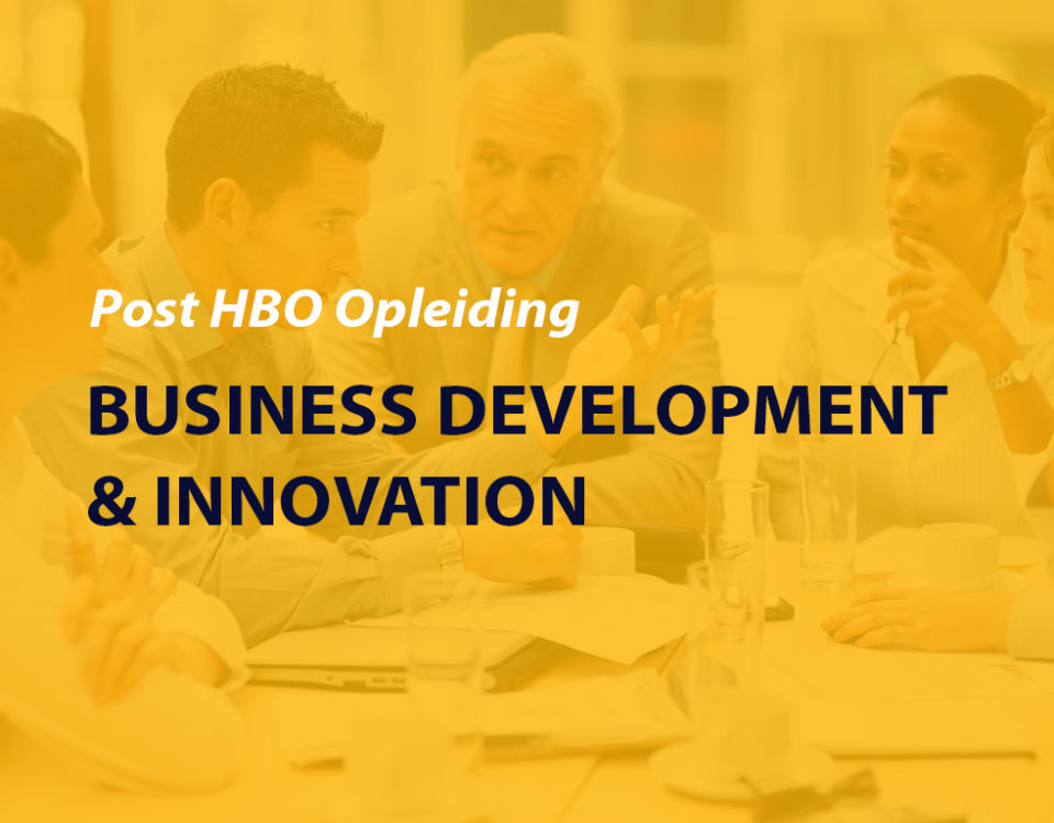 business development & innovatie